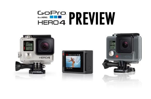 Gopro Hero 4 – Preview