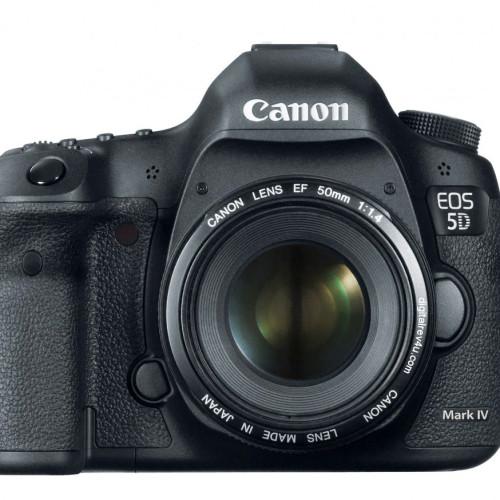 Canon EOS 5D Mark IV – En camino…