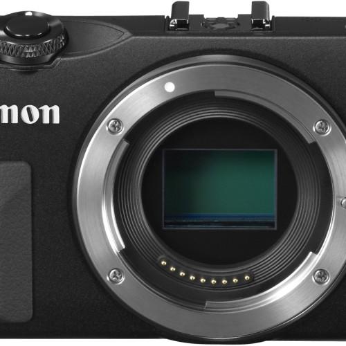 ¿Nueva Canon sin espejo Full Frame?