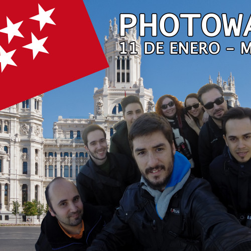 Photowalk Madrid – Enero 2015