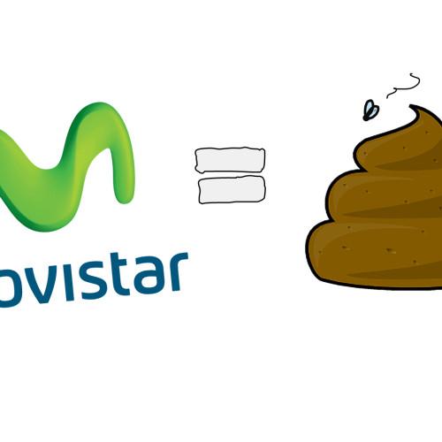 Critica a Movistar