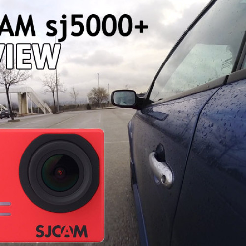 SJCAM SJ5000 plus – Review