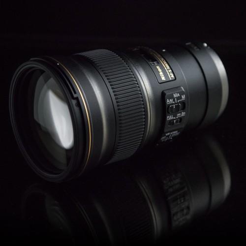 Nikon soluciona los problemas del nuevo 300mm VR