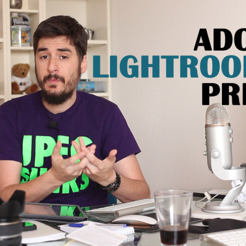 Adobe Lightroom 6 – anunciado oficialmente