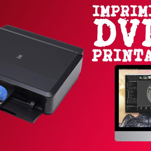 Diseñando e imprimiendo DVD´s