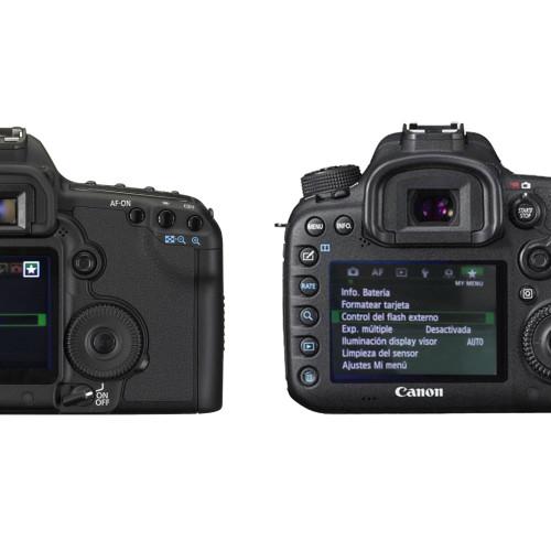Sincronización de cámaras.