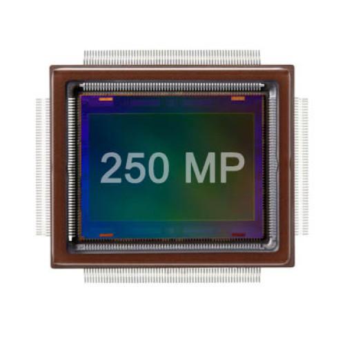 Sensor de 250 Millones de pixeles.