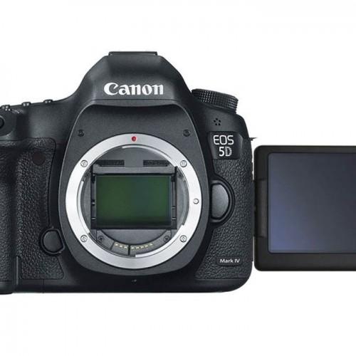 Canon EOS 5D Mark IV & Mark IV-C