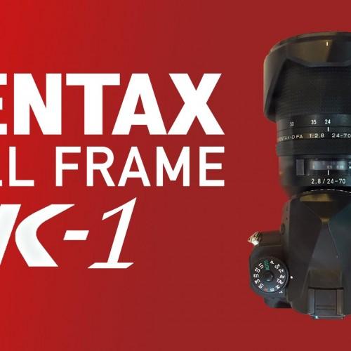 Pentax K-1 Full frame