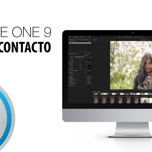 Capture One 9 – Toma de contacto