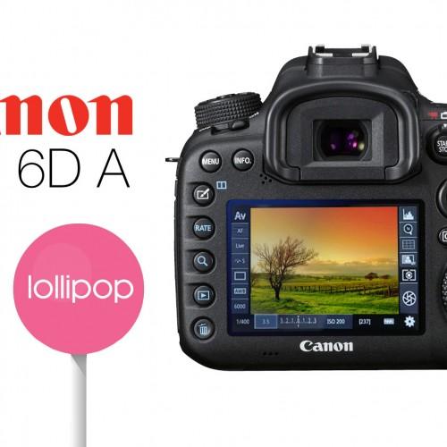 Canon EOS 6D A
