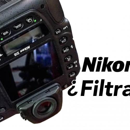 Nikon D5 y el misterio de la vitrina