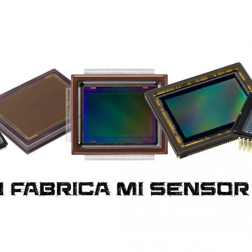 ¿Quien fabrica el sensor de tu Nikon?