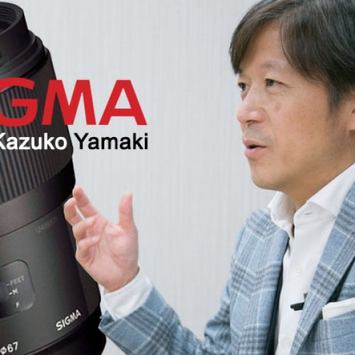 Entrevista a Kazuto Yamaki – Sigma