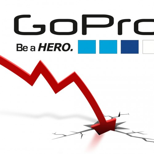 GoPro despedira el 7% de su plantilla