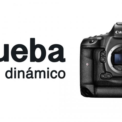Rango dinamico Canon EOS 1Dx Mark II