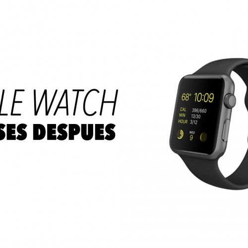 2 meses con el Apple Watch