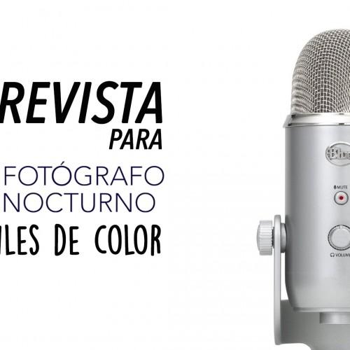 Entrevista para fotografonocturno.com