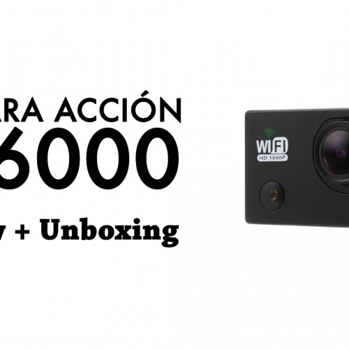 SJ6000 – Review y unboxing