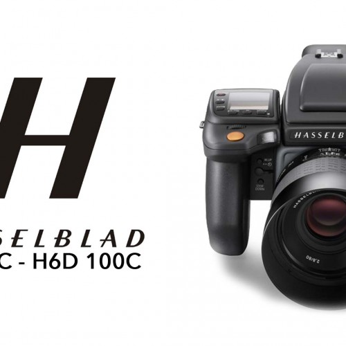 Nuevas Hasselblad H6D