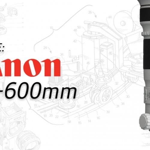 Nuevo Canon EF 200-600 IS en 2016