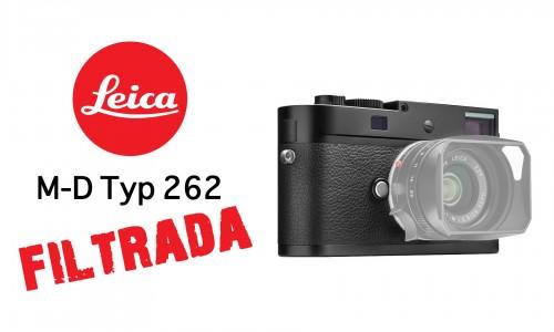 Leica M-D Typ 262 filtrada
