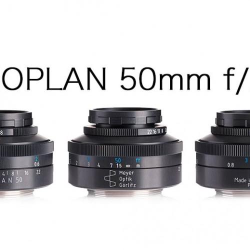 Trioplan 50mm f2.9 – Kickstarter
