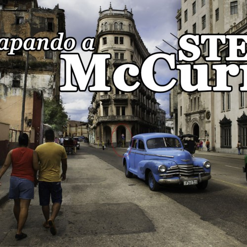Steve McCurry y Photoshop