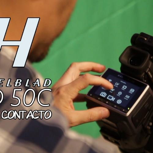 Hasselblad H6D – Toma de contacto