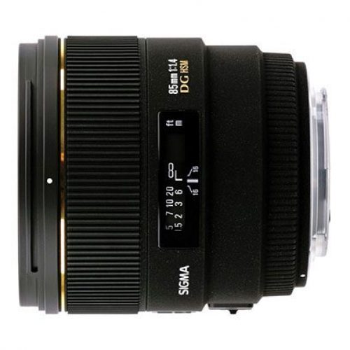Sigma 85mm f1.4 ART para el Photokina