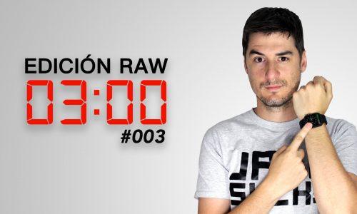 Edición RAW en 3min – 003