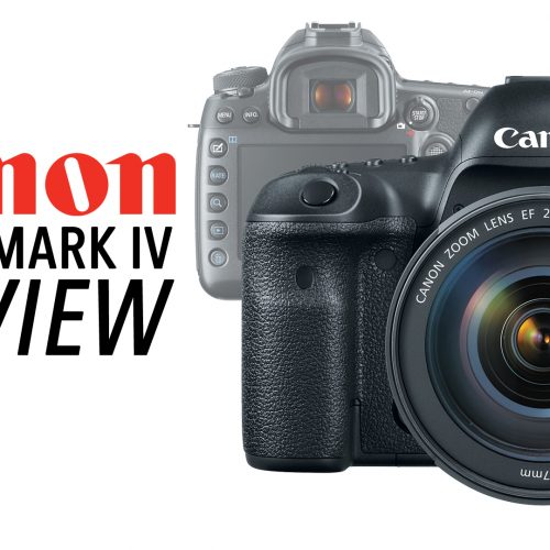 Canon EOS 5D Mark IV – Preview