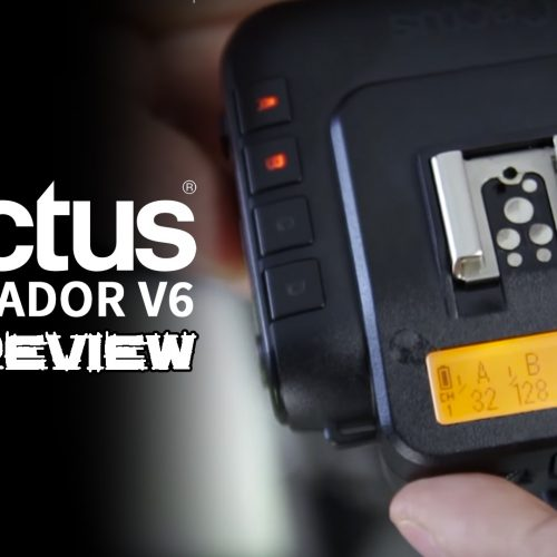 Disparador Cactus V6 – Pro Review