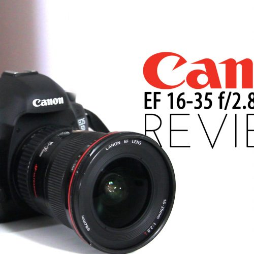 Canon EF 16-35 f2.8L II USM – Review