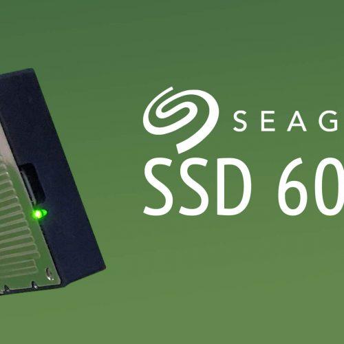 Seagate lanza el SSD de 60TB