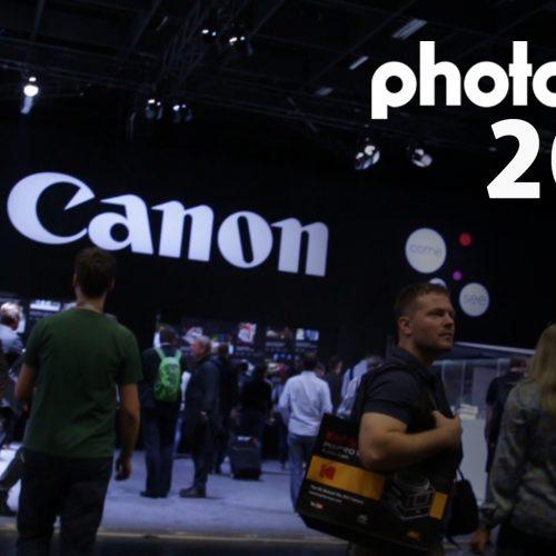 Photokina 2016 – Canon