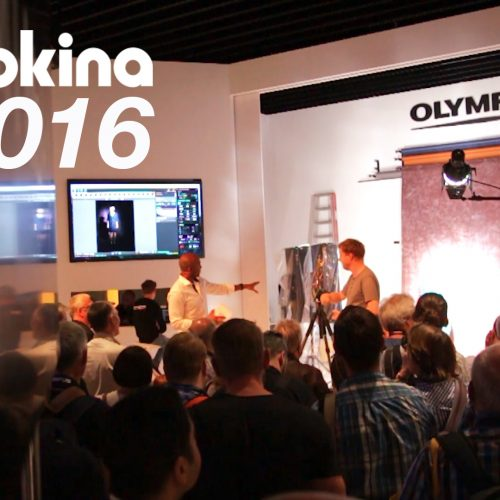 Photokina 2016 – Olympus