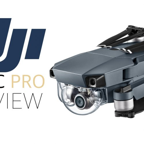 Drone DJI Mavic Pro – Preview