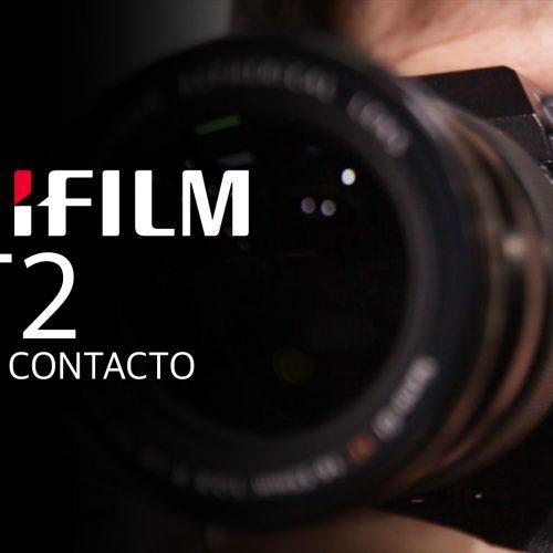 Fujifilm X-T2 – Toma de contacto