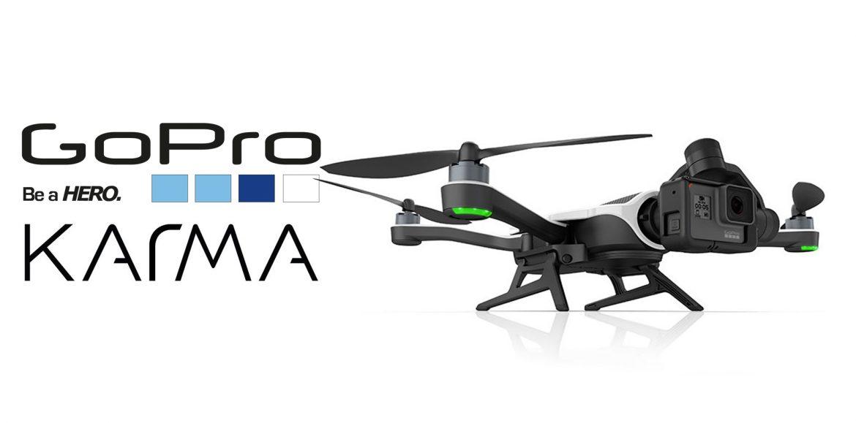 Gopro Karma – Mucho más que un dron