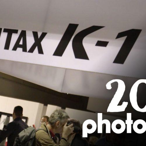 Photokina 2016 – Pentax