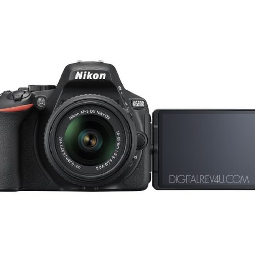 Nikon D5600 – Lo que esta por venir
