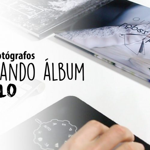 Como diseñar un álbum digital