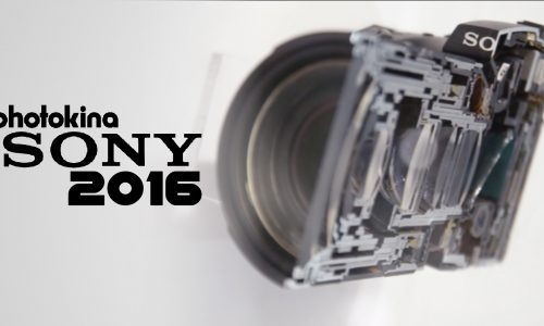 Sony – Photokina 2016