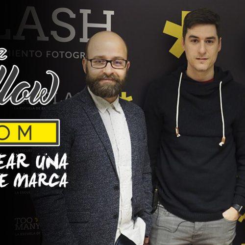 Crear una imagen de marca – Yellow Room con Mauro Fuentes y Rafa Rodero
