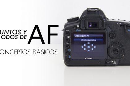 Puntos AF – Conceptos básicos