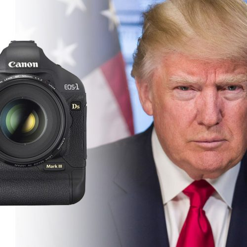 Las cámaras detrás de los retratos presidenciales