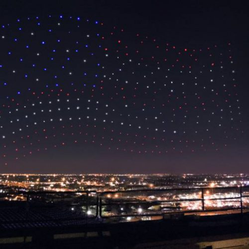 Drones, Lady Gaga y la Superbowl