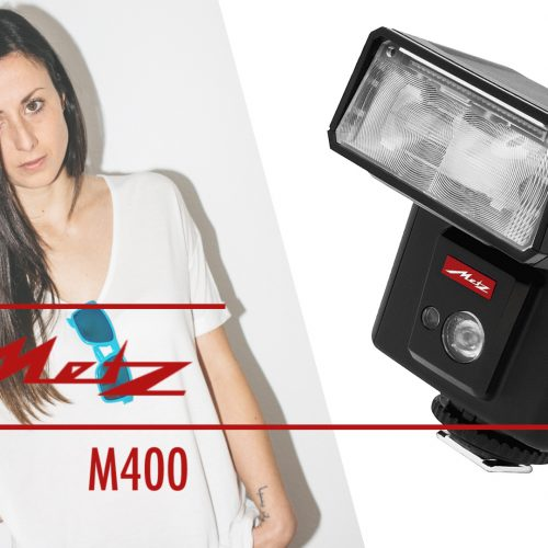 Flash Metz M400 – Review y sesión