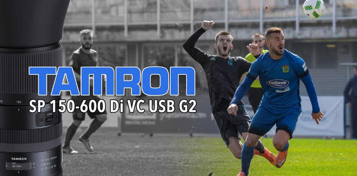 Tamron 150-600 Di VC USD G2 – Review